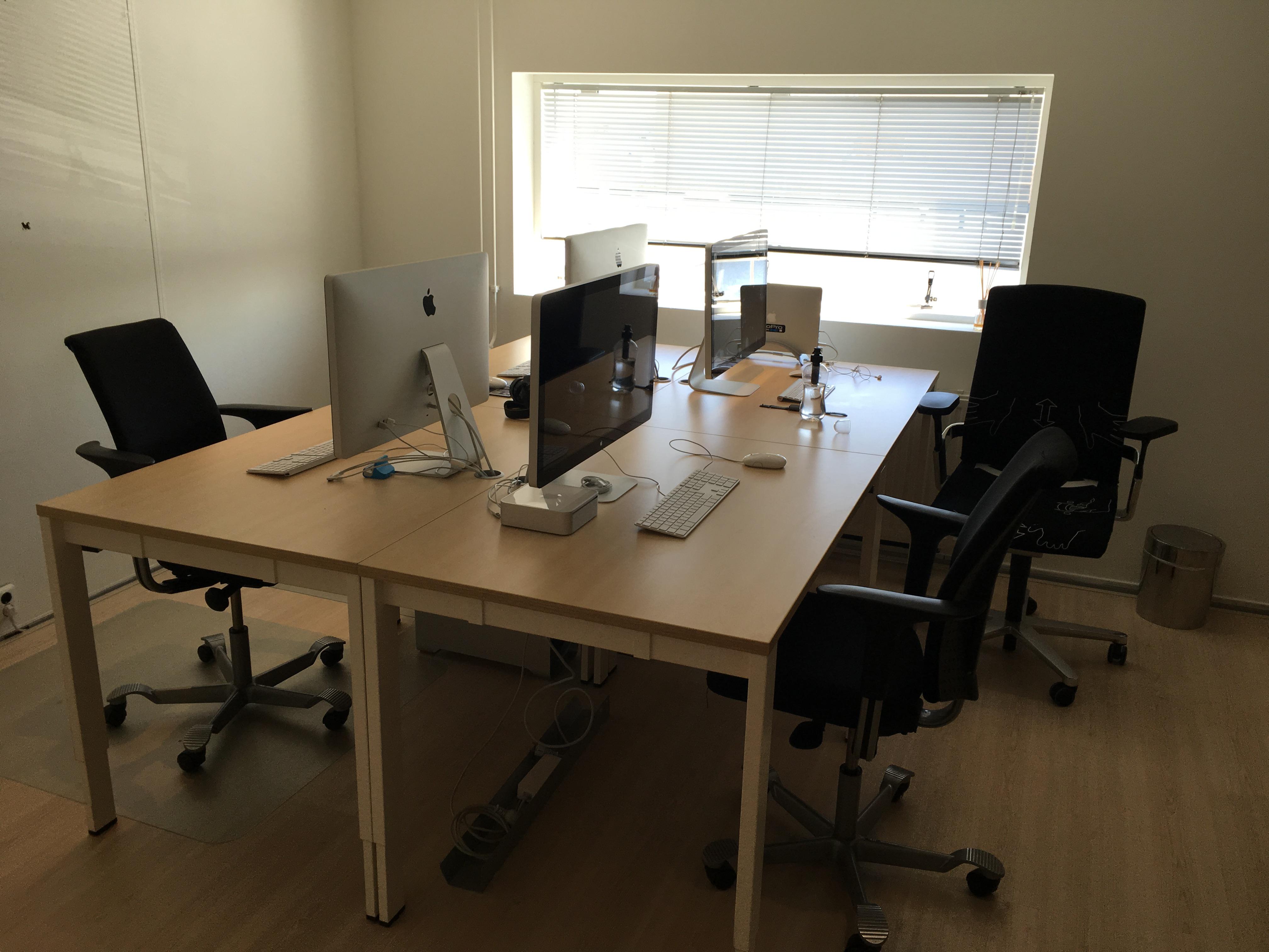Nieuwe werkplekken YAPP zijn klaar!